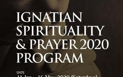 Introduction to Ignatian Spirituality & Prayer (2020 Program)