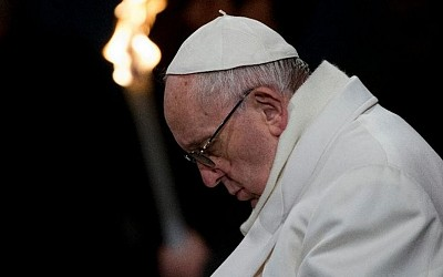 March 2017: Pope's Monthly Prayer Reflection